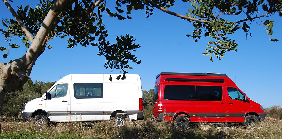 lloguer campers 4x4