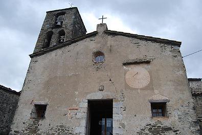Espinavell church