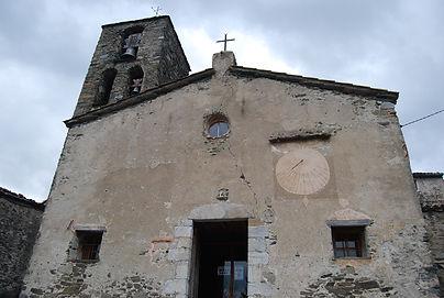 iglesia de Espinavell