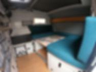 living module offroad camper