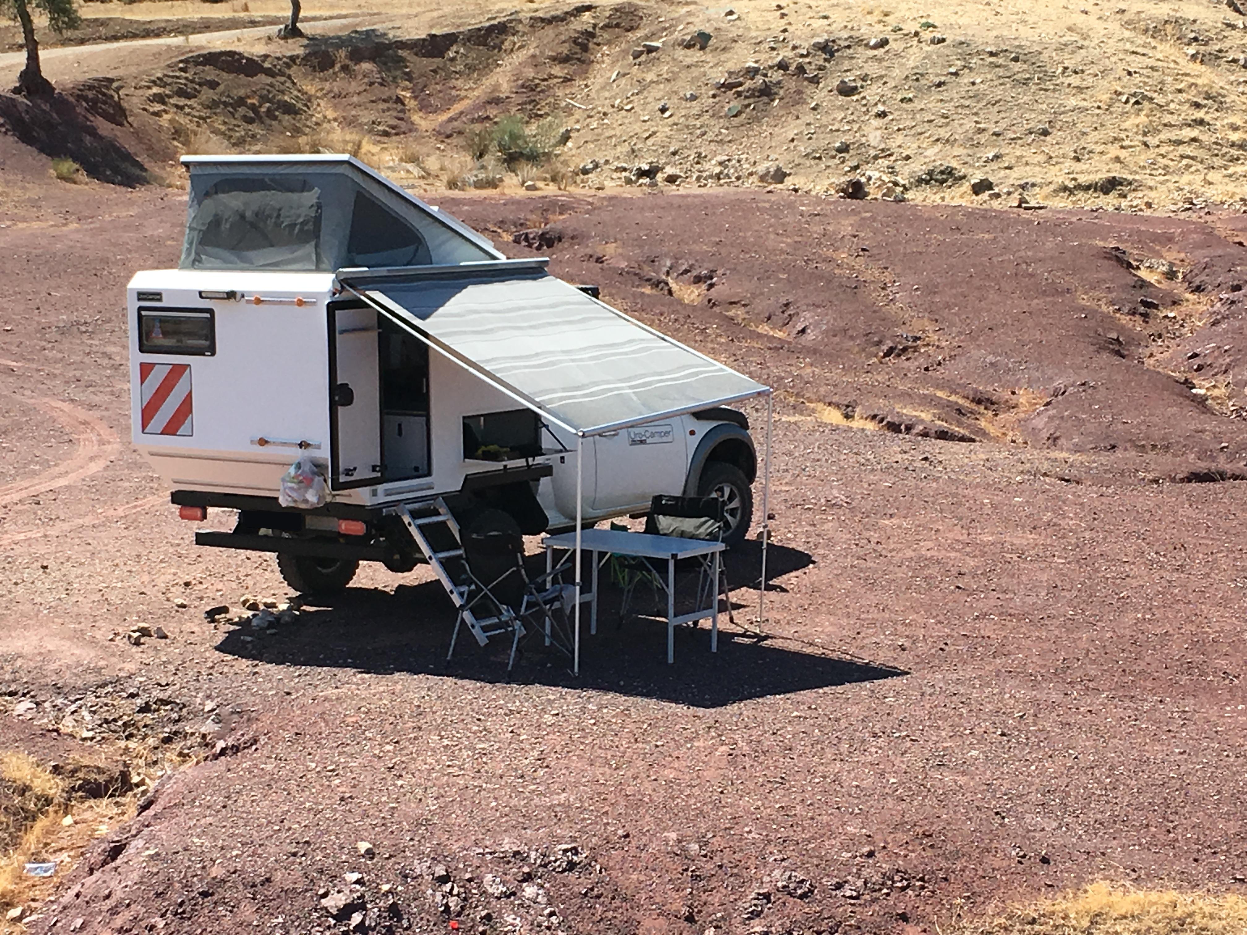 offroad uro-camper