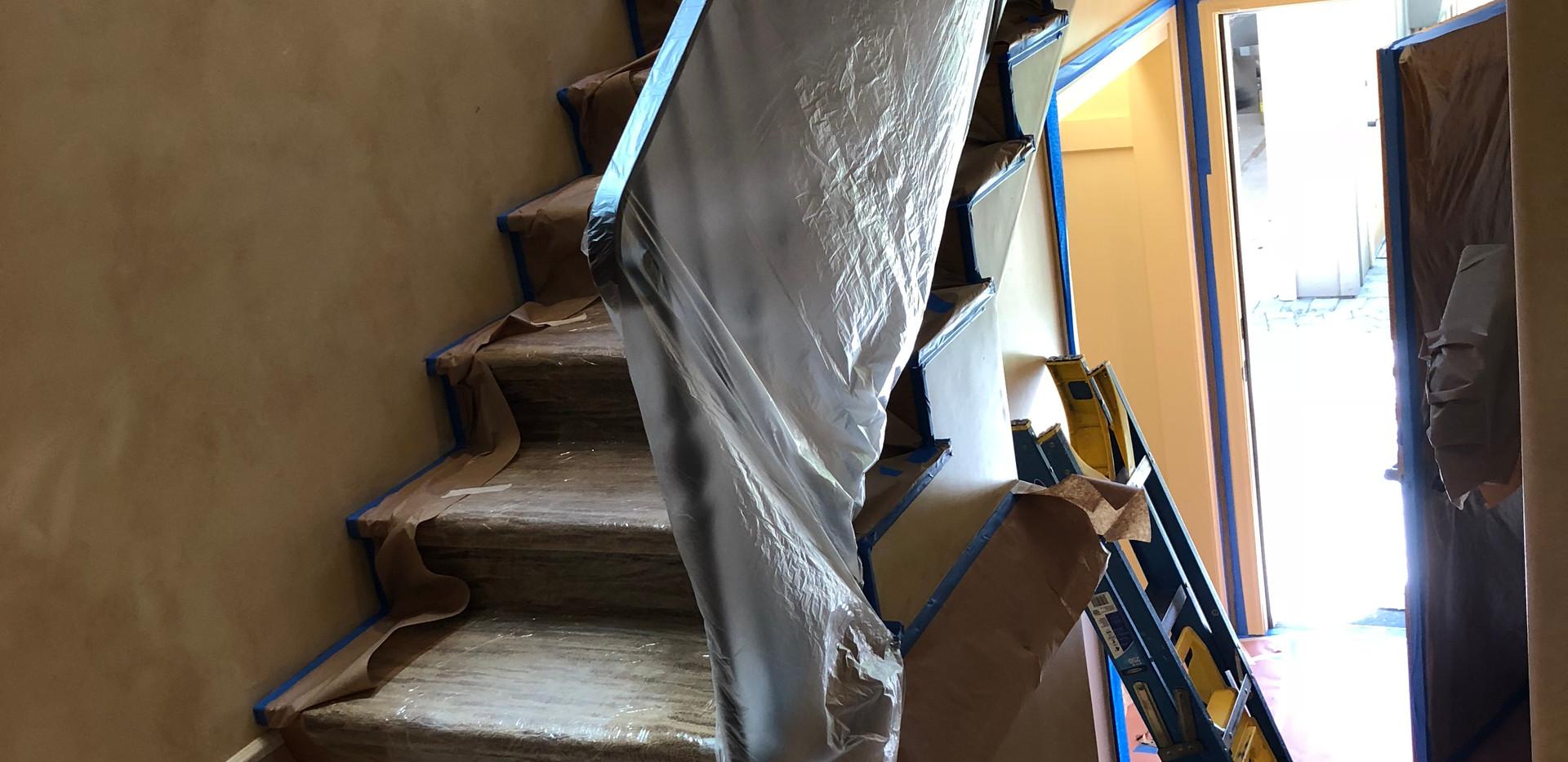 stairway prepped.jpeg