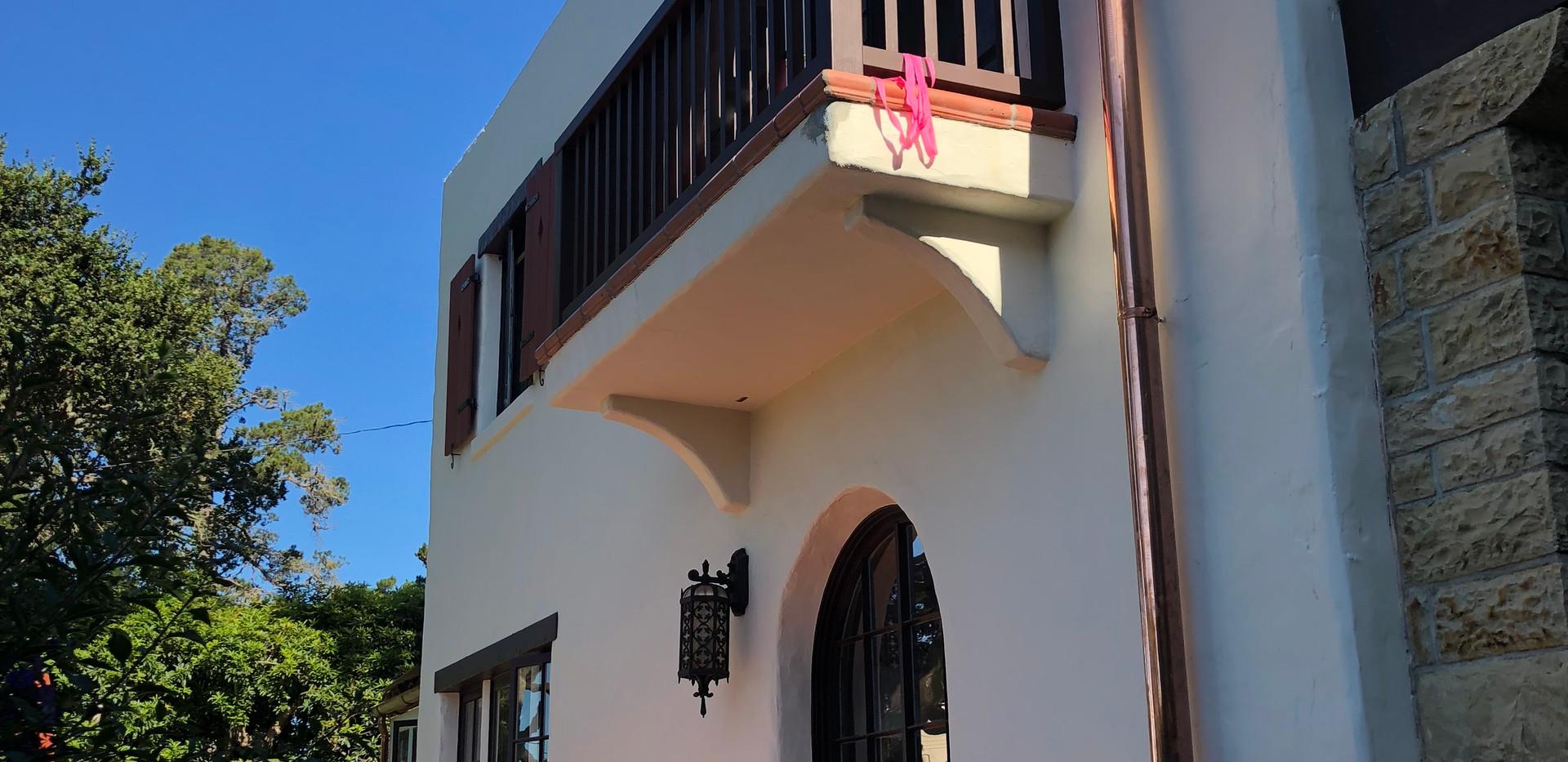 Brads house