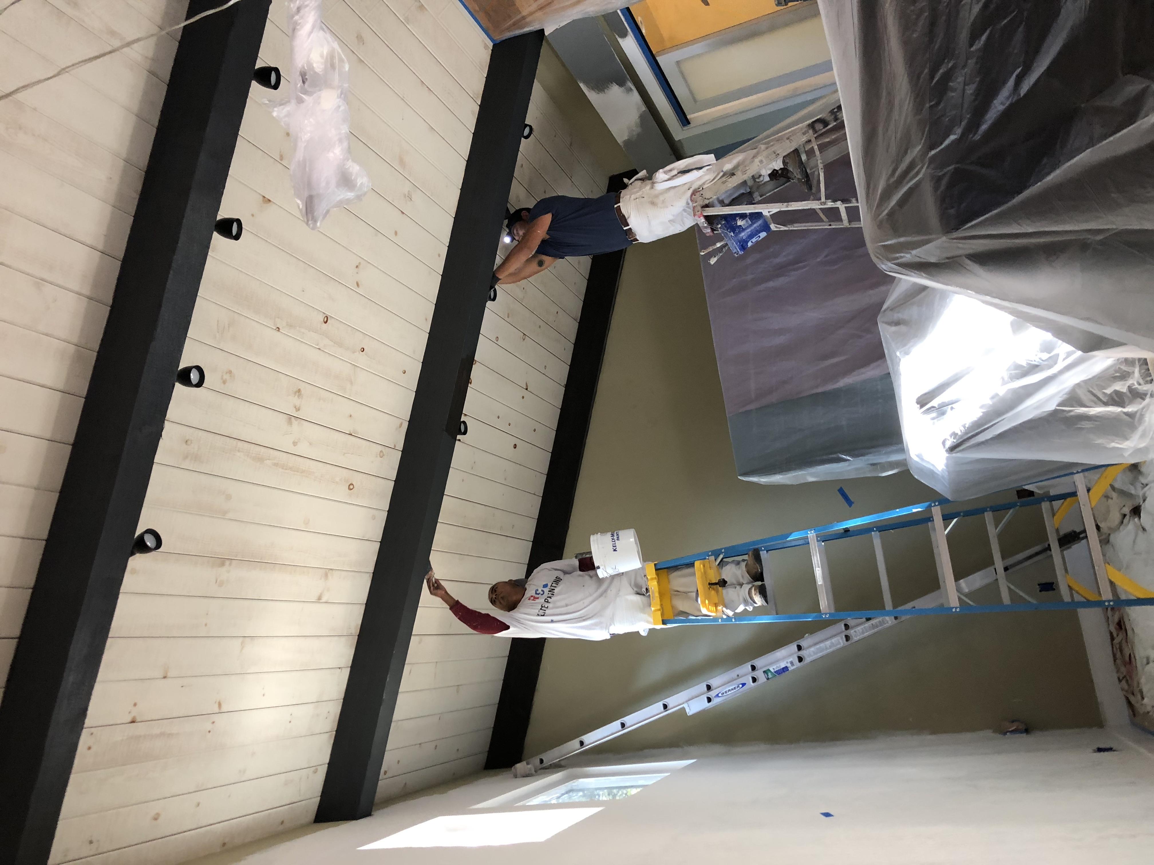 Nico y Cocho ladders