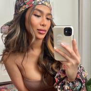 Karina_bloom head wrap and scrunchie_sty