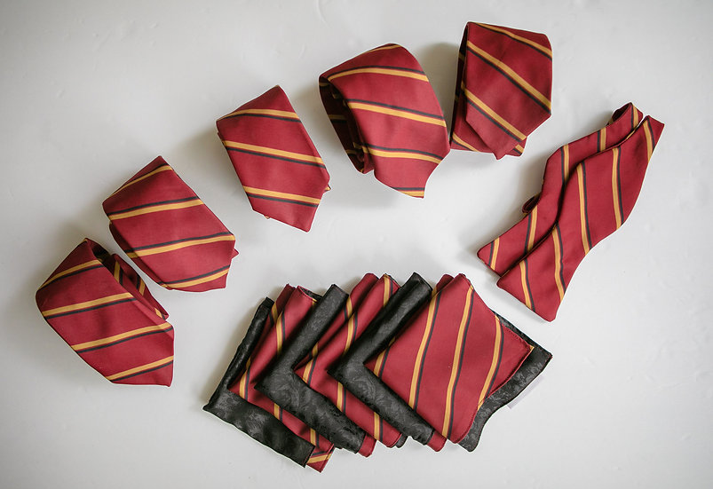 Wolf Pack  | Necktie Package
