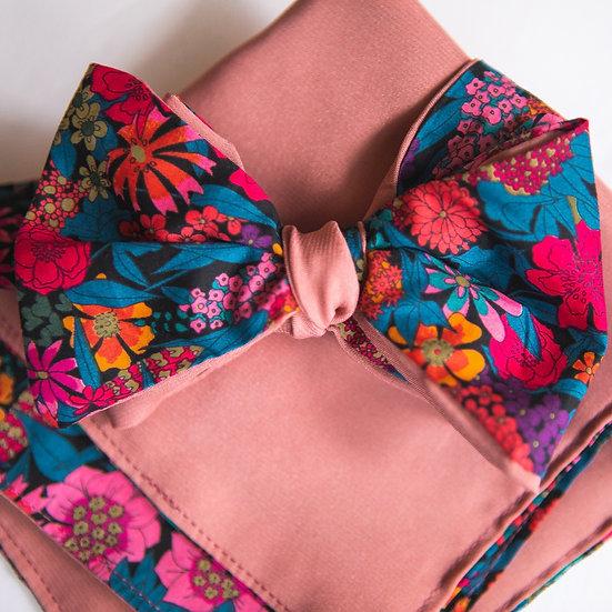 Ciara Pink Bowtie