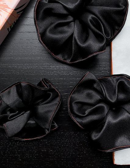 Classic Black | Scrunchies