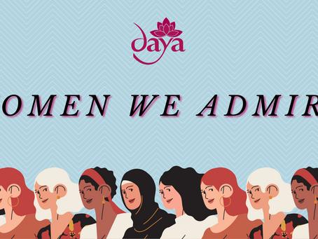 WOMEN WE ADMIRE: Dua Quraishi