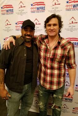 Brian With Country Music Star Craig Morgan