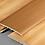 Thumbnail: Порог одноуровневый, скрытый крепеж, ширина 60мм