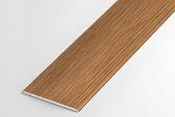 Ламинированный порог на клеевой основе, ширина 35мм