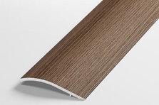 Ламинированный порог на клеевой основе, ширина 40мм, перепад до 10мм
