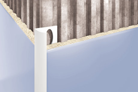 Закладка для плитки внешняя, под плитку 8мм