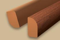 Угол внутреннний вспенный (штапик) 13х8
