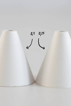 3D print Layer Height