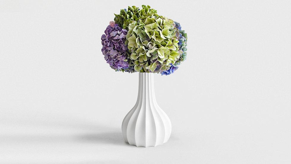 Meringue Vase