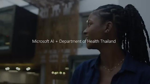 Sanitation AI with Microsoft and the Thai Ministry of Public Health