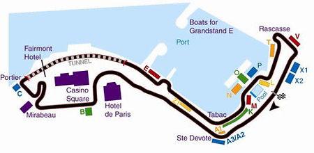 Monaco F1 Grand Prix Tickets 2021