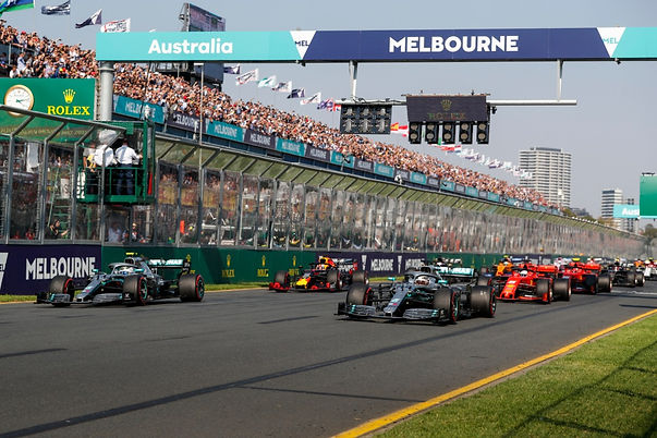 2019 Australian Grand Prix Packages