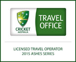 Ashes Match Packages