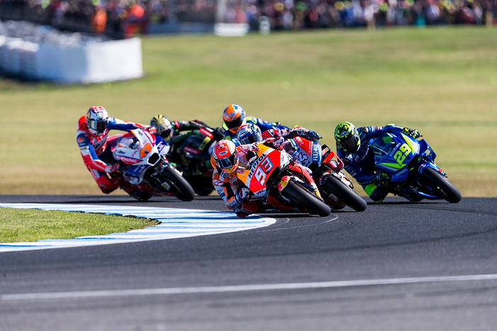 2019 Australian MotoGP Packages