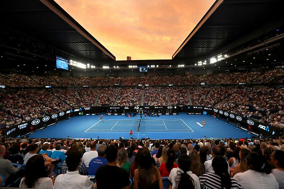 Australian Open 2020 Packages