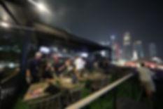 Singapore Grand Prix Hospitality
