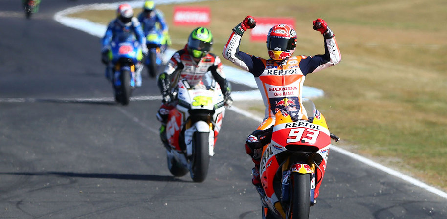 2018 Australian MotoGP Packages
