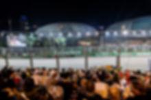 Singapore Grand Prix Grandstand