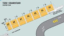 Singapore Grand Prix Turn 1 Grandstand
