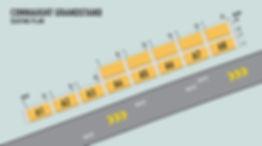 Singapore Grand Prix Connaught Grandstand