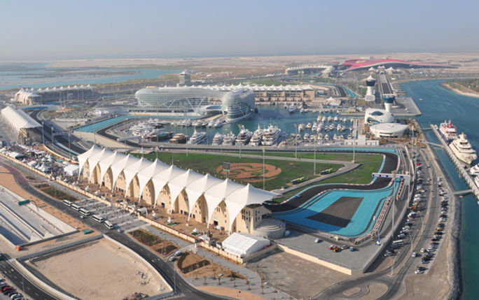 Abu Dhabi Grand Prix Packages
