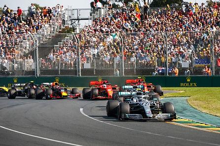 2020 Melbourne Grand Prix tickets