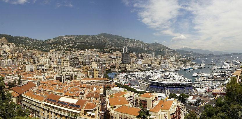 Monaco Grand Prix Packages