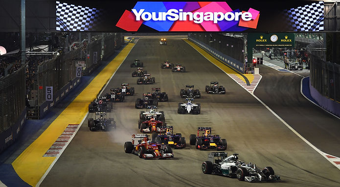 Singapore Grand Prix Packages