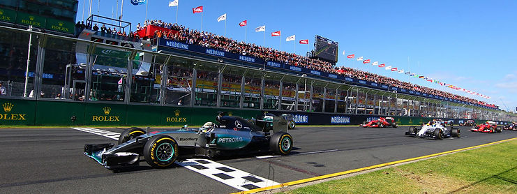 2016 Australian Grand Prix Packages