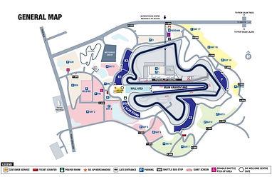 Malaysian Gran Prix Tickets