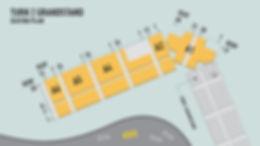 Singapore Grand Prix Turn 2 Grandstand
