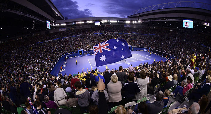 Australian Open 2021 Packages