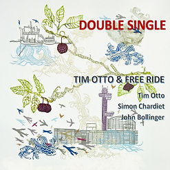 Tim Otto & Free Ride -Double Single