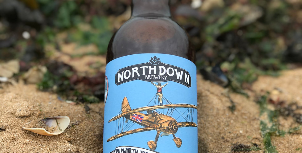 Papworth Victory Best Bitter 4.2%