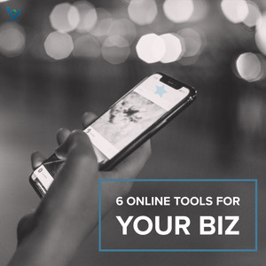 6 Useful Online Tools for your Business