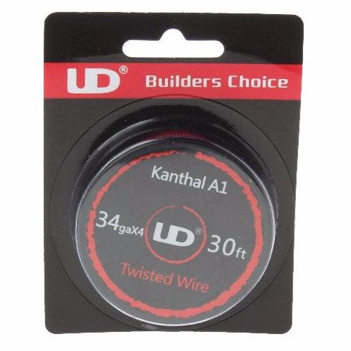 UD - Twisted Cuadruple - 4*34awg