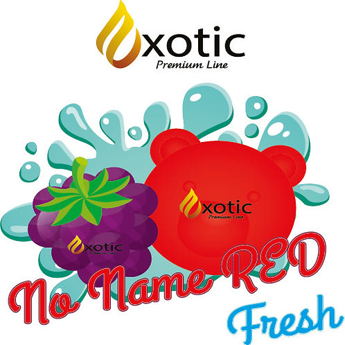 Exotic - No Name Red Fresh !!!