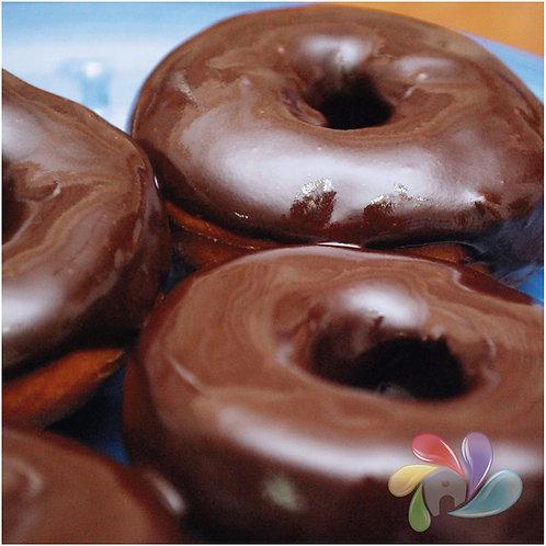 CAP - Chocolate Glazed Doughnut
