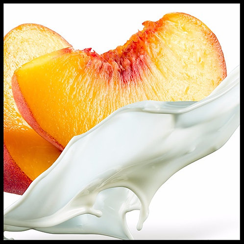 CAP - Peaches and Cream Flavor