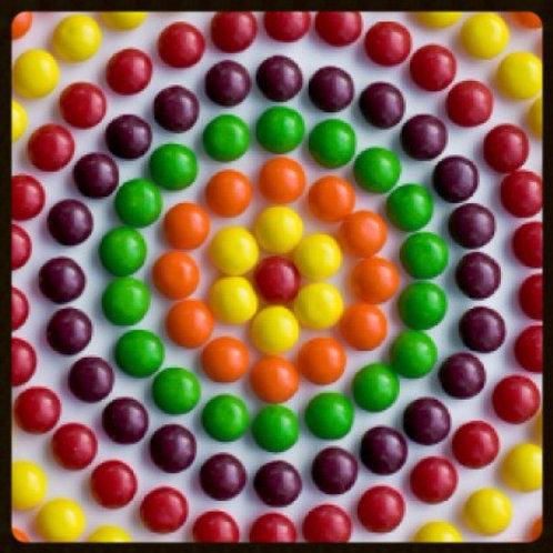 FW  - Rainbow candy Flavor