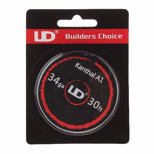 UD - Kanthal A1 - 34AWG