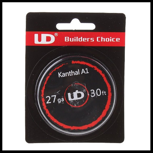 UD - Kanthal A1 - 27AWG